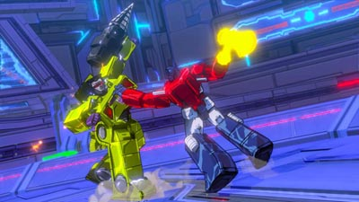 Обзор игры Transformers: Devastation